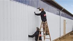 Tømrerfirma Odense, Middelfart, fyn, isolering af lade
